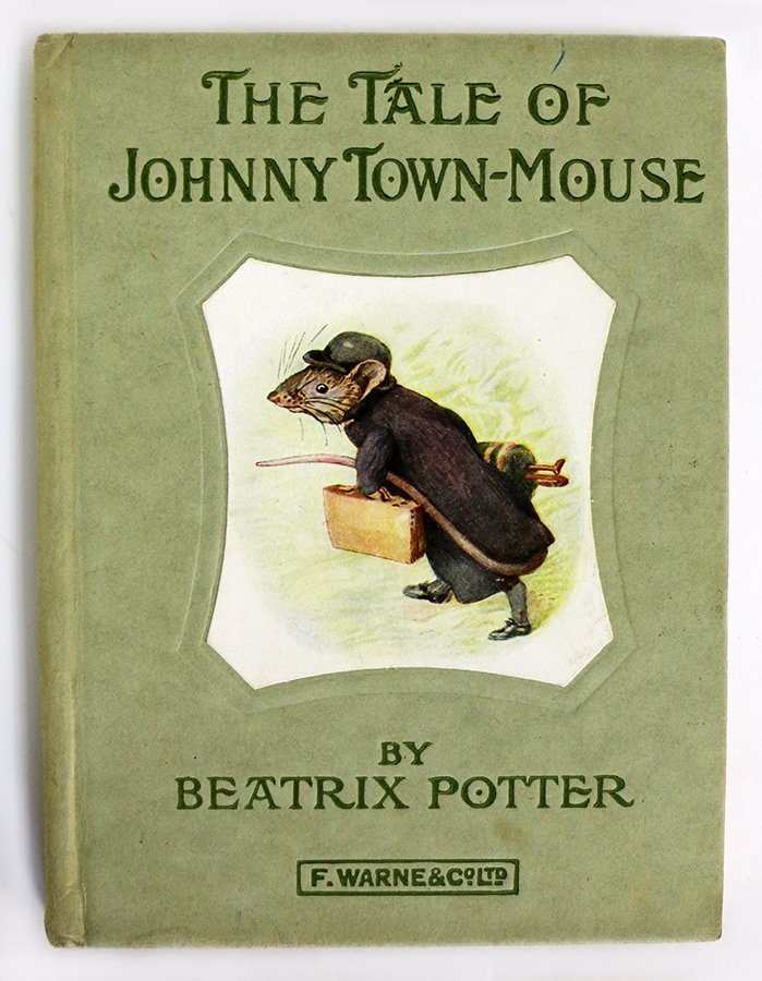 POTTER, BEATRIX, The Tale of Johnny Town - Mouse