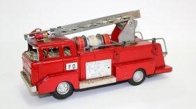 Ford Fire Engine, Bandai Brand