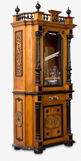 Symphonion 27½in-disc Music Box, C. 1899