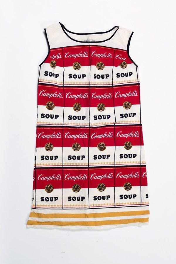 Andy Warhol, Souper dress