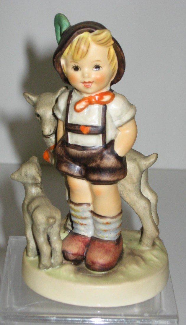 14B: Hummel Little Goat Herder