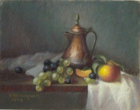 3: PASTEL ON BOARD RUTH RENINGHAUSE