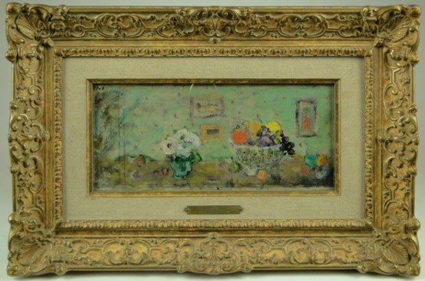 """17: GABRIEL SPAT """"STILL LIFE""""  (1890 - 1967)"""