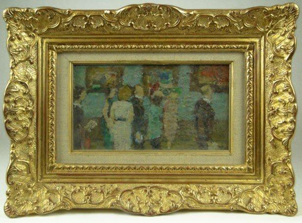 "18: GABRIEL SPAT ""VERNISSAGE""  (1890 - 1967)"