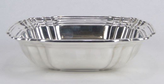 3: LARGE STERLING SILVER GORHAM BOWL
