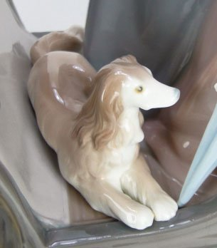 42: RARE LLADRO HANSOM CARRiAGE #1225 - 5