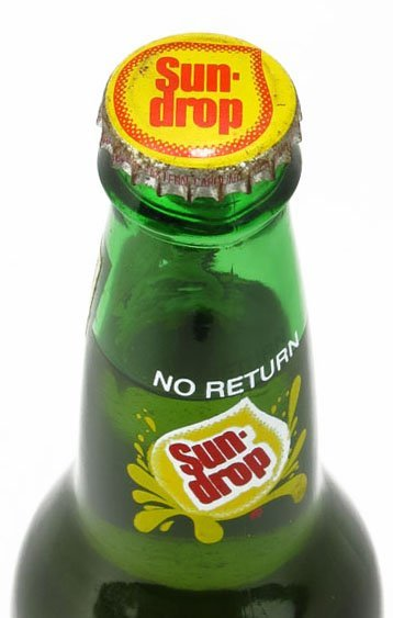 DALE EARNHARDT 1979 ROOKIE OF THE YEAR SUN-DROP SODA BO - 4
