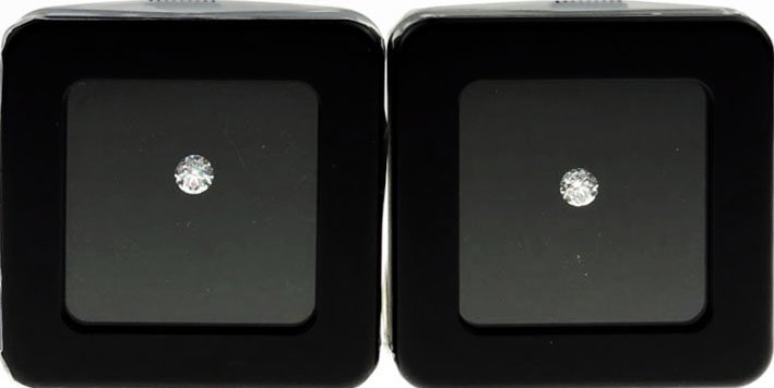 PAIR OF GIA CERTIFIED ROUND DIAMONDS FOR EARRINGS