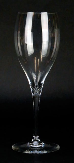 SEVEN BACCARAT ST. REMY RED WINE GLASSES