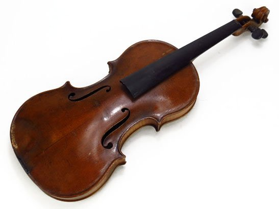 ANTIQUE HAND MADE VIOLIN GBG