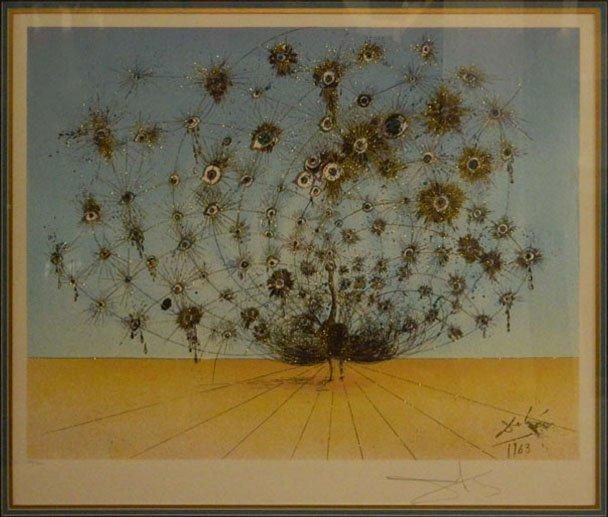 "Salvador Dali ""Argus, The Mythology"""