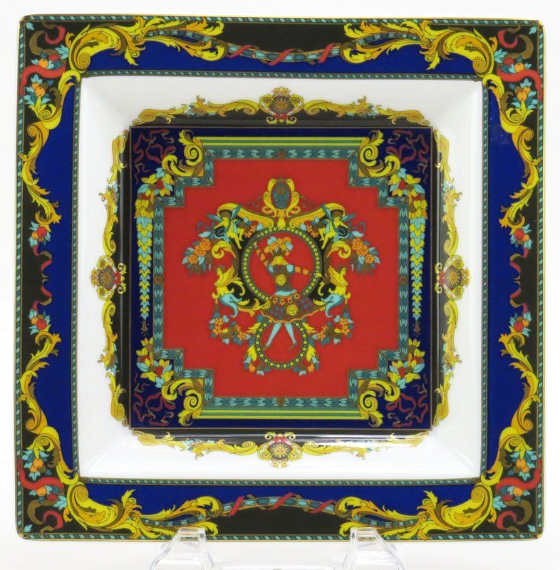 """Versace by Rosenthal Germany  """"LE ROI SOLEIL"""" Limited"""