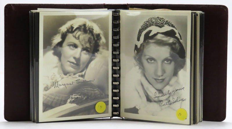 Art Deco Book Full of Movie Star And Celebrity Studio