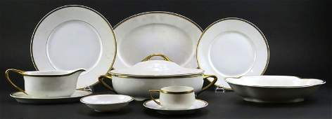 Rosenthal Porcelain Dinner Service Including 11 Dinner