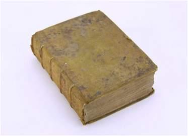 17th Century Commentarium Rheroricorum Sive Oratoriarum