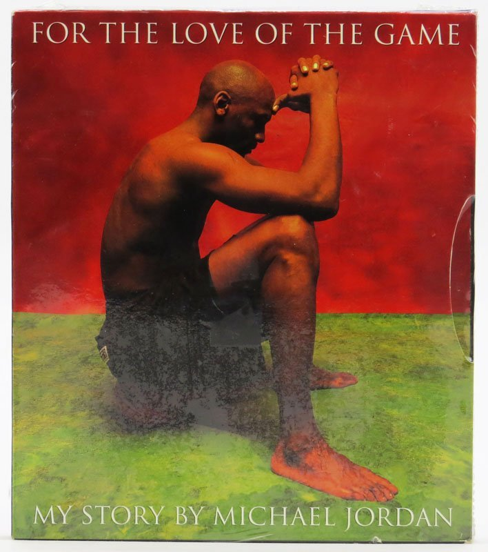 For the Love of the Game. My Story by Michael Jordan.