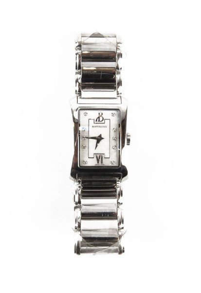 Lady's Stainless Steel Bertolucci Bracelet Watch with