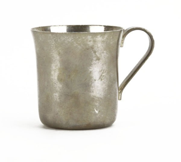 Tiffany and Co Sterling Silver Miniature Cup. Marked