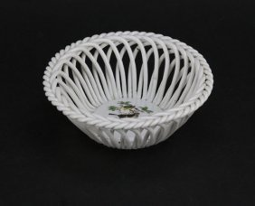 Herend Hand Painted Porcelain Nut/candy Dish. Marked