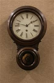 Vintage Alexis Wall Clock. No Pendulum, Not Working,