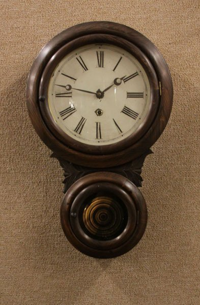Vintage Alexis Wall Clock. No Pendulum, Not Working,