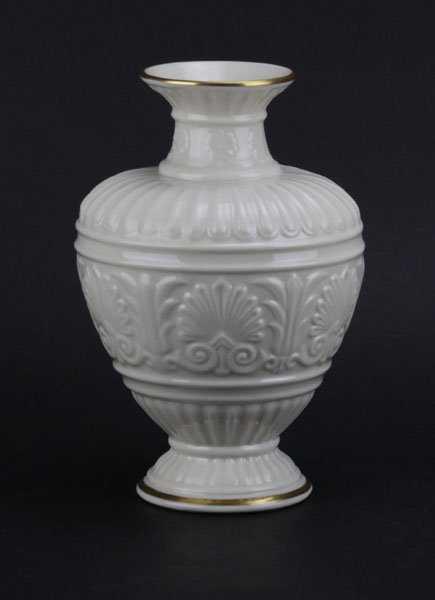 Lenox Athenian Collection Porcelain Vase Good