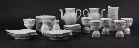 Box Lot of Assorted Limoges Porcelain Pieces. Includes