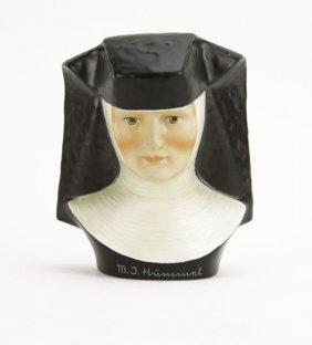Goebel Hummel Special Edition Nun Figure. Good
