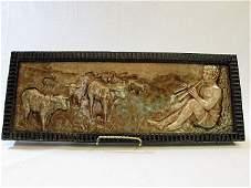 22: Large Trent Victorian Fireplace Shepherd Tile