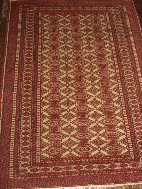 8A: Persian Oriental Antique Rug