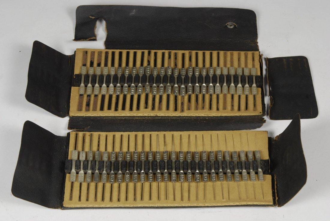 4A: Antique Hartig Feeler Gauges