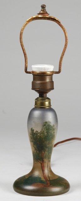 12A: Glass Lamp Base