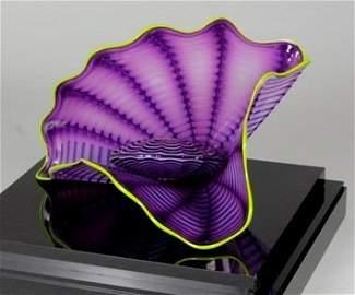 146: Dale Chihuly Persian Art Glass Set