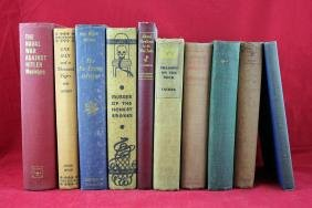 Group of 10 Books by Various Authors 1925-1971