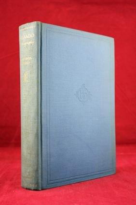 Orlando - Virginia Woolf - 1st Edition - 1928
