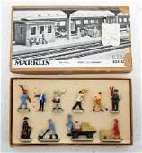 21 Marklin MMM HO Metal/lead Figures