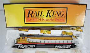 Rail King MTH O #30-2304-1 C628 Diesel Engine