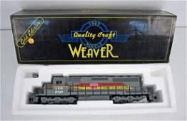 Weaver O L&N #8120 SD-40-2 Diesel Engine