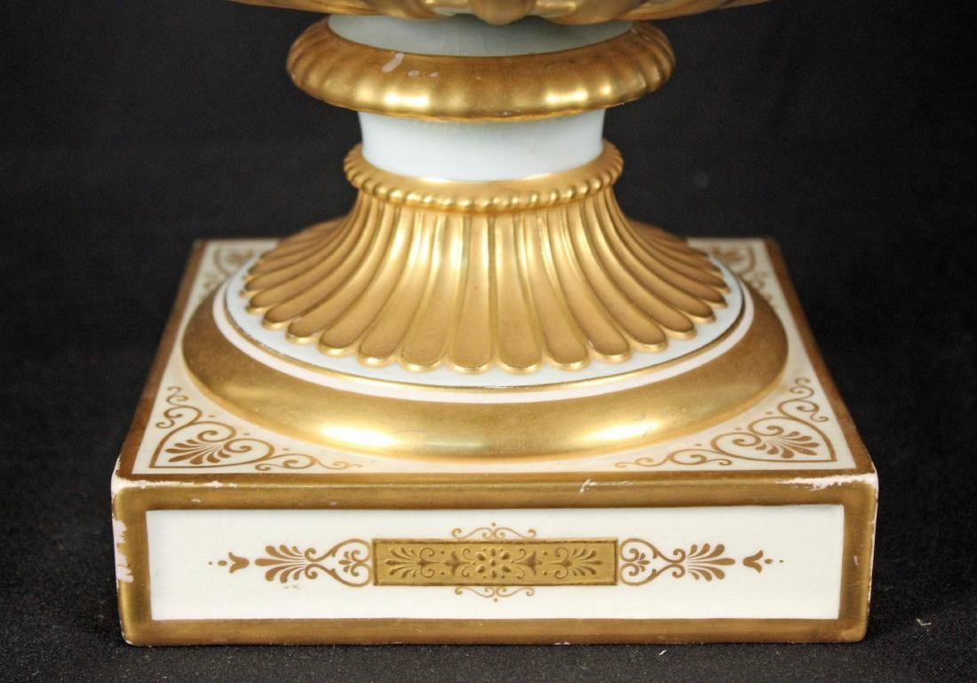 Wedgwood  Campagna Urn with Handles Circa 1900 - 3