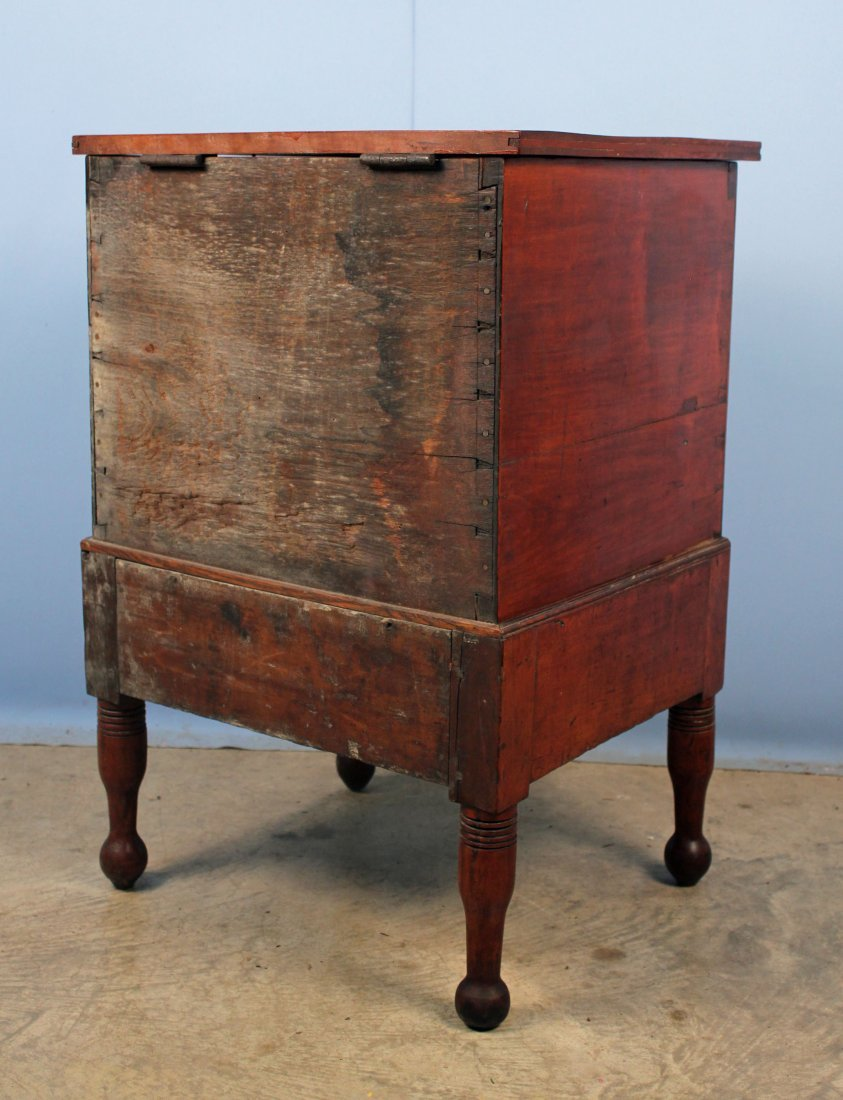 Tennessee Cherry Sugar Cherry Chest with Drawer - 6