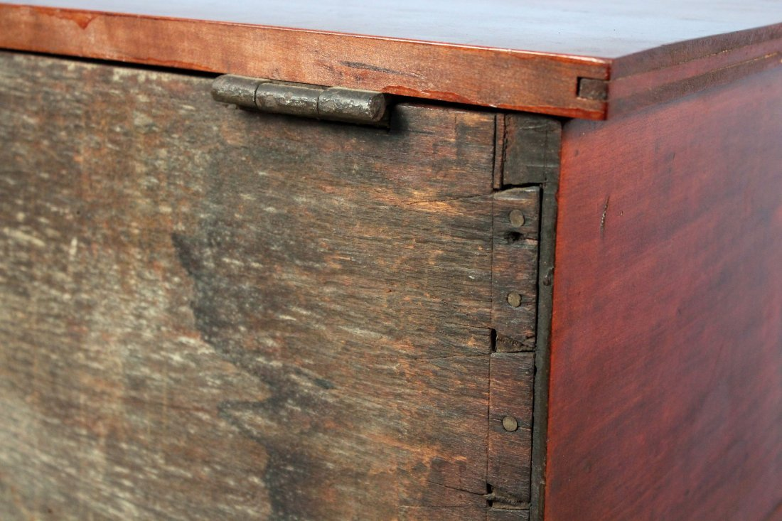 Tennessee Cherry Sugar Cherry Chest with Drawer - 7