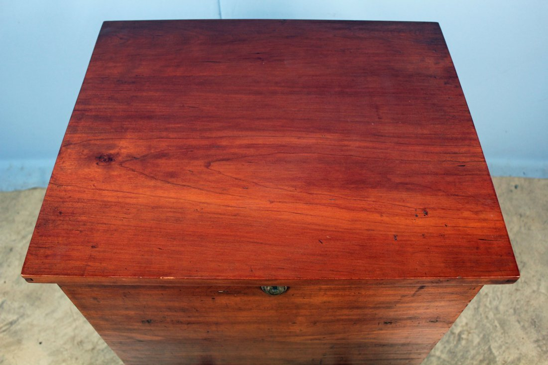 Tennessee Cherry Sugar Cherry Chest with Drawer - 8