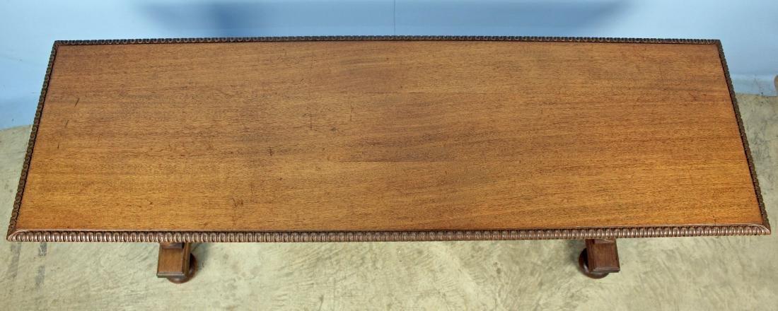 Circa 1920 Mahogany Davenport or Window Table - 3