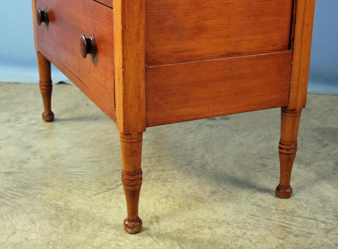 Tennessee Mixed Woods Washstand Circa 1840 - 3