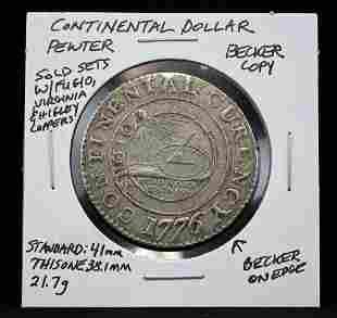 U.S. Continental Dollar