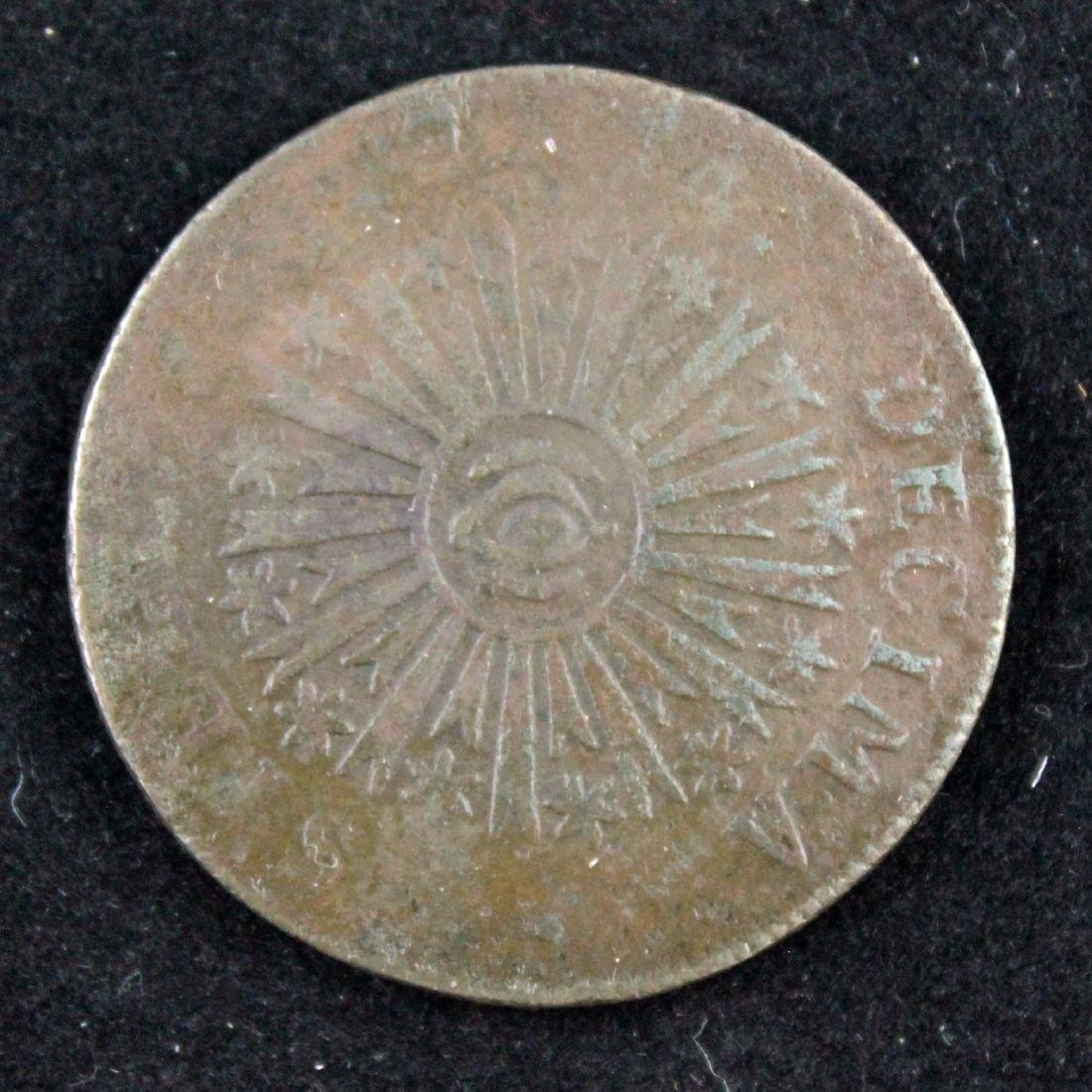 Vermont Copper, 1785
