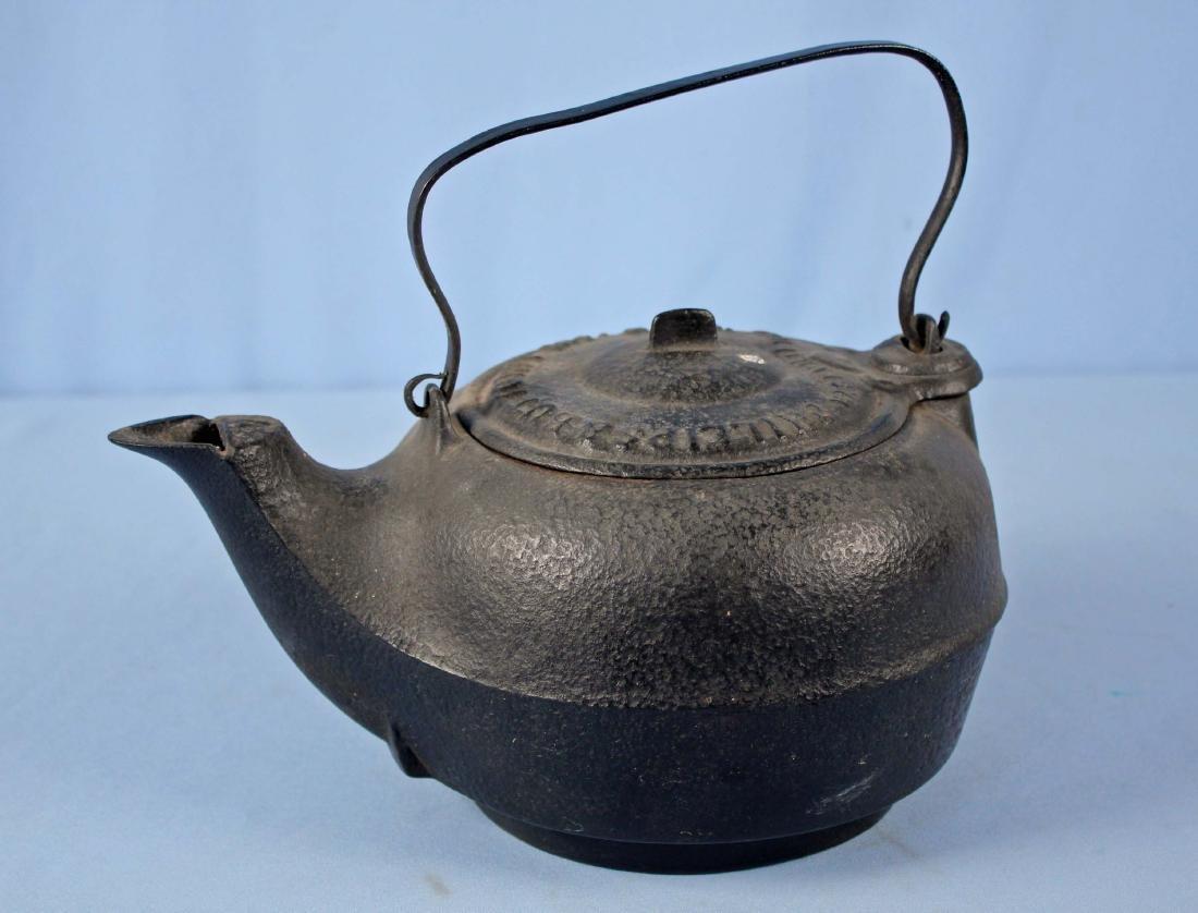 Phillips & Buttorff MFG. Co. Cast Iron Tea Kettle