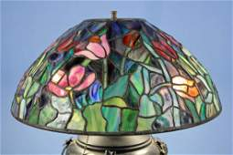 "Tiffany Studios Tulip Lamp Shade 16""  Diameter"