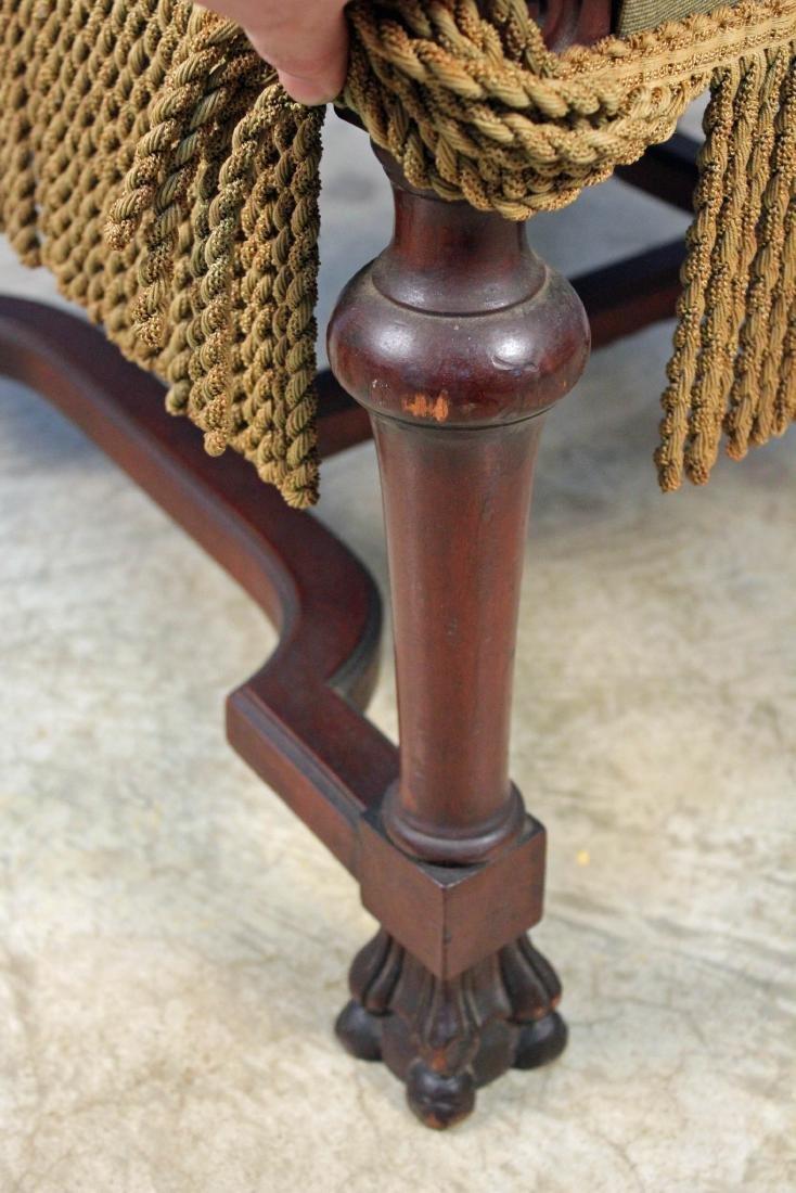 Eight Mahogany Dining Chairs Attrib. R.J. Horner - 7