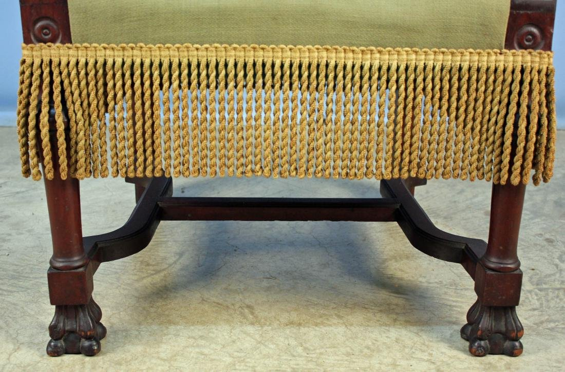 Eight Mahogany Dining Chairs Attrib. R.J. Horner - 8